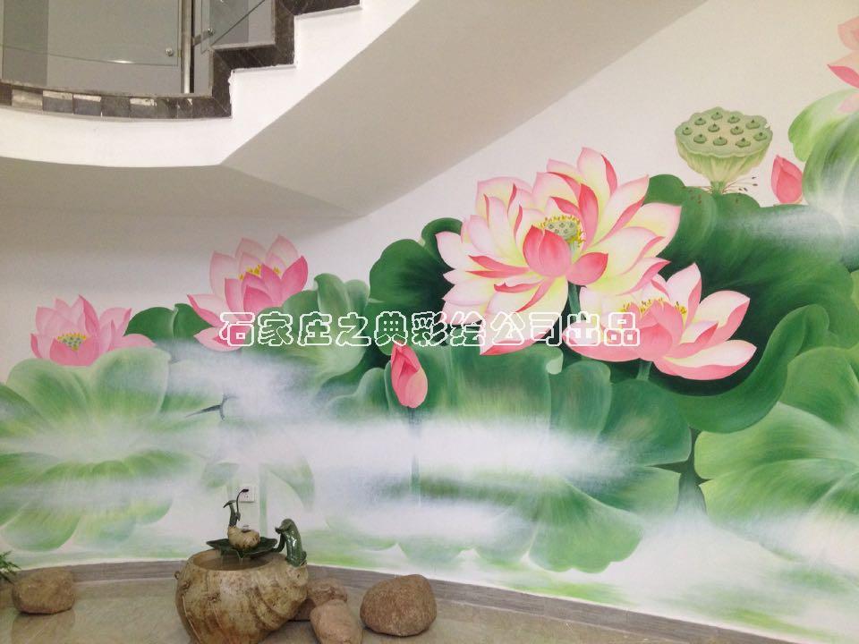 石家庄手绘墙绘