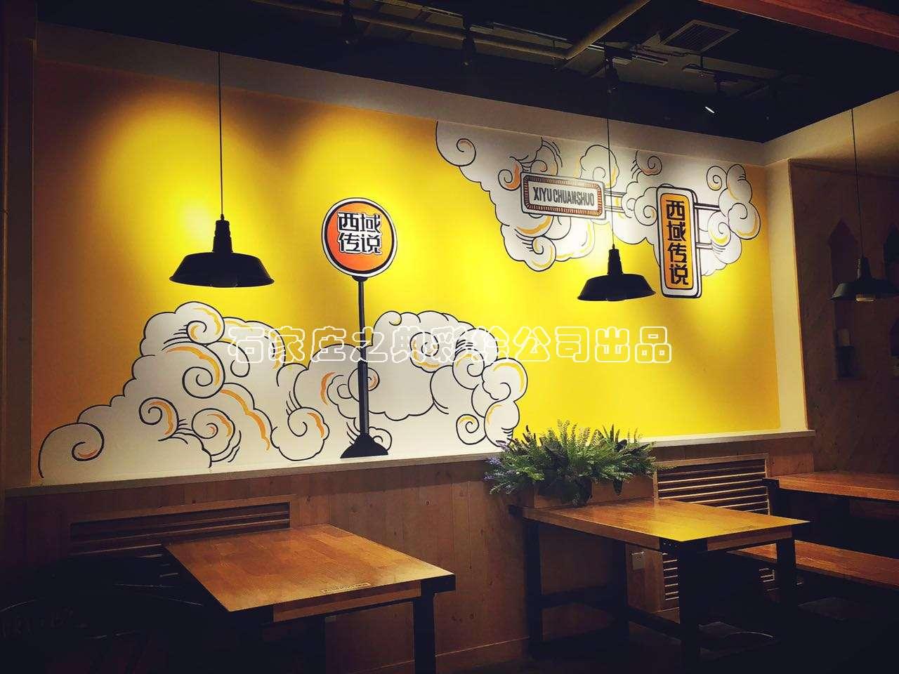 上一个: 西域传说vi设计手绘涂鸦,墙体手绘插画 下一个: 小龙虾墙绘